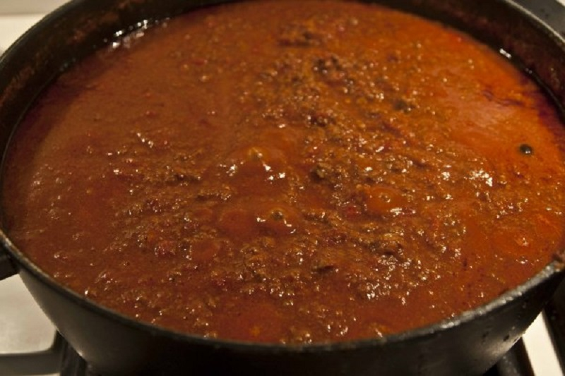 Best bolognese sauce in town (and it's a big town...)