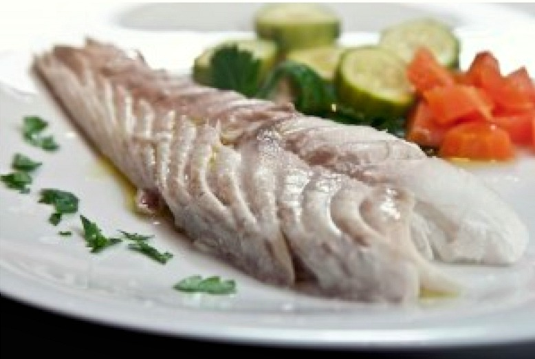 Perfect oven-baked fish - the easiest ever