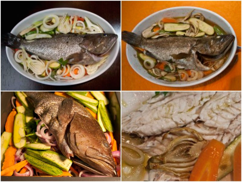 how tho make a perfect oven-baked fish step by step