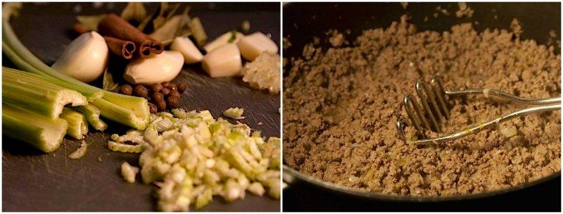 σάλτσα Bolognese - σάλτσα μπολονιέζ