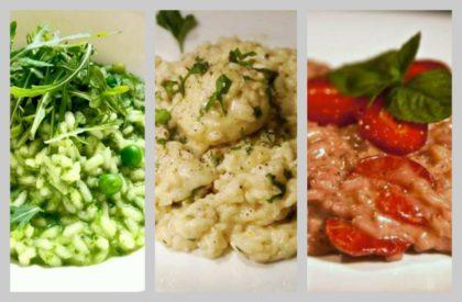 Εθιστικό ιταλικό risotto – Μέρος ΙΙ & βασική συνταγή