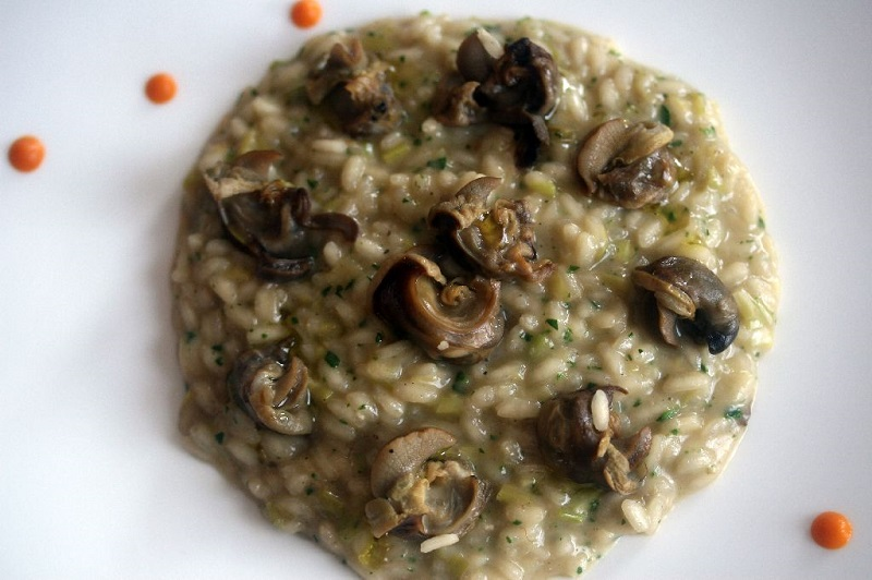 Risotto all'onda; Addictive – Part I