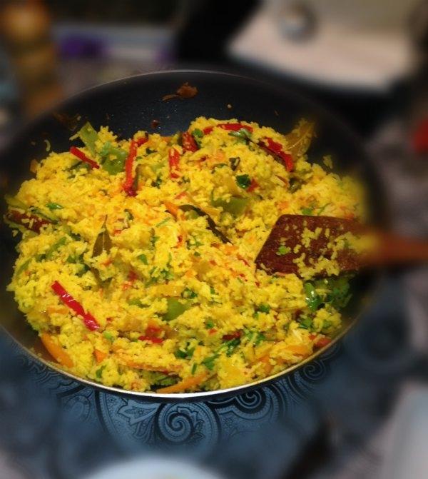 Biryani (μπιριάνι) : το γιορταστικό ρύζι της Ινδίας