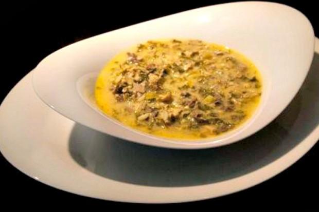 γκουρμέ μαγειρίτσα με εστραγκόν