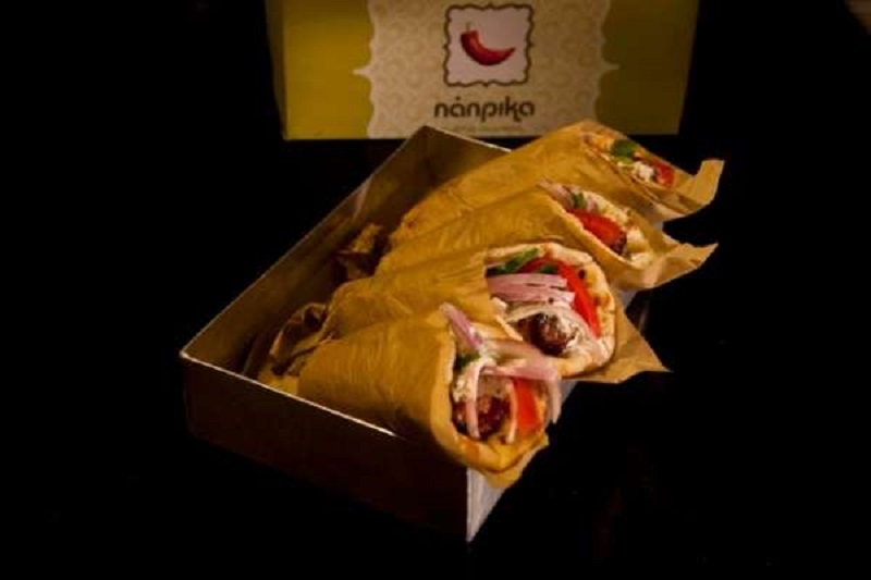 Πάπρικα: σπιτικό σουβλάκι delivery άνευ βελτιωτικού γεύσης