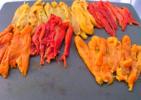 Ψητές πιπεριές