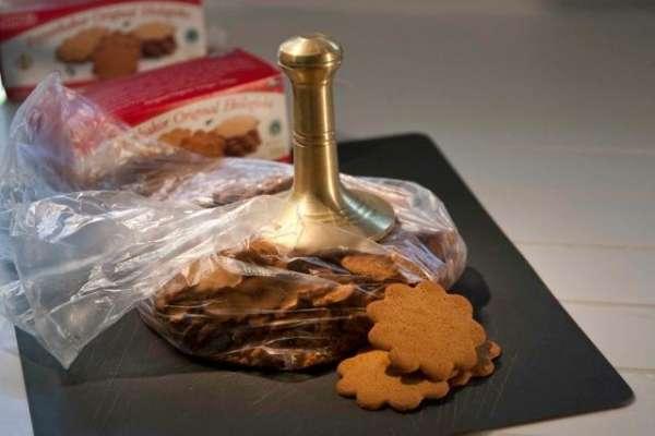 τσιζκέικ λεμόνι με μπισκότα τζίντζερ