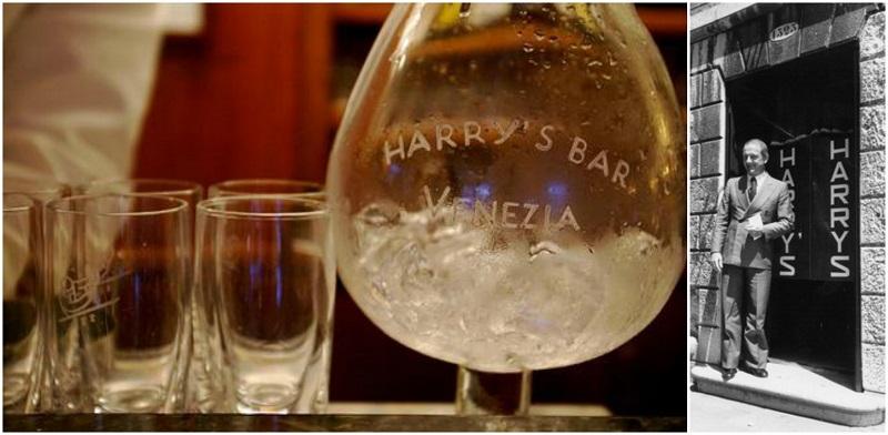 η ιστορία του θρυλικού Harry's Bar