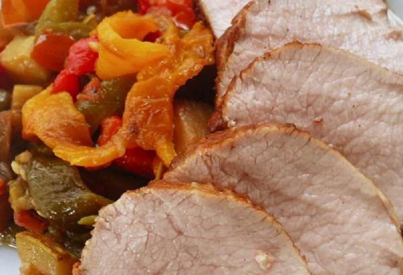Μοσχάρι ψητό με λαχανικά: απλή μαγειρική μαγεία