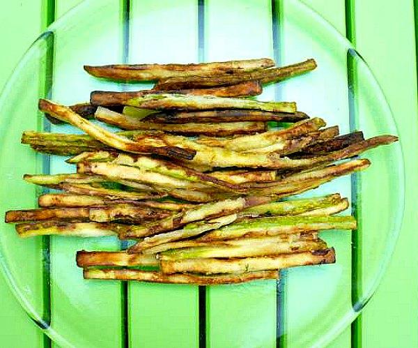 τηγανητά λαχανικά: 7 μυστικά για το κριτς της γεύσης… - τηγανητά κολοκύθια