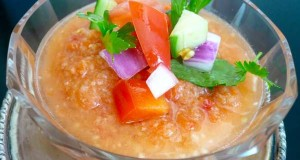 gazpacho cold Spanish tomato soup