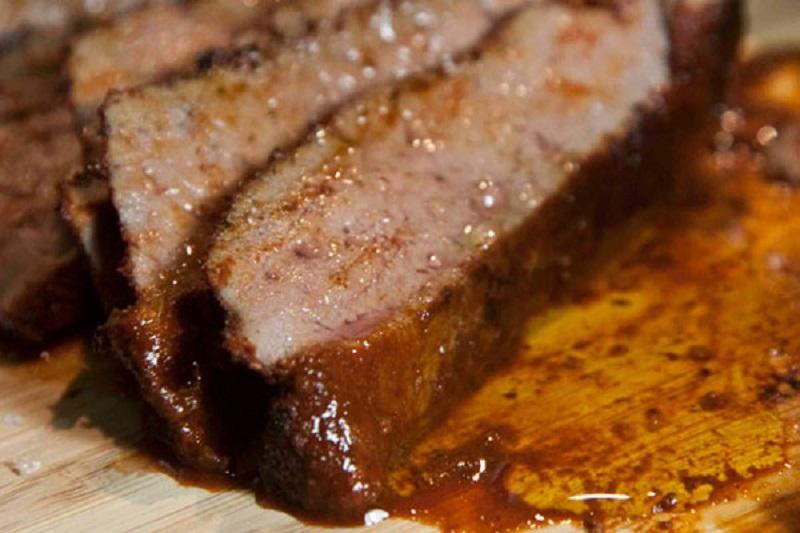 συκώτι πικάντικο αλα pandespani: μερικοί το προτιμούν καυτό