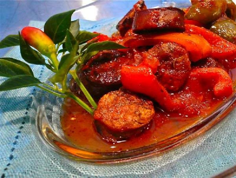 σπετζοφάι: γεύση από φθινοπωρινό σεκόντο
