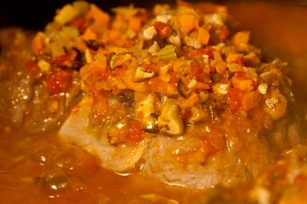 συνταγή οσομπούκο αλά Cipriani