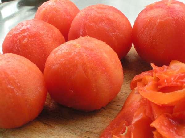 μαρμελάδα ντομάτας με kirsh