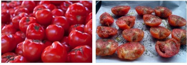 πως να κάνετε λιαστές ντομάτες