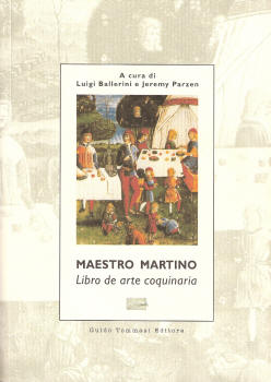 Maestro Martino, Libro de Arte Coquinaria