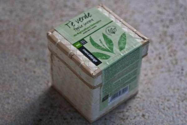 proionta Fair Trade: prasino tsai