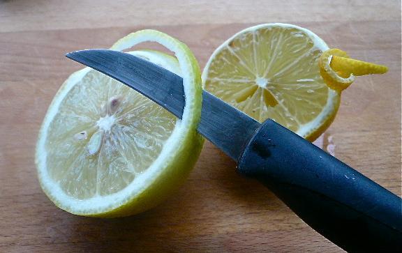 Πως παρουσιάζεται το λεμόνι στο πιάτο