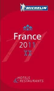 Michelin guide - France 2011