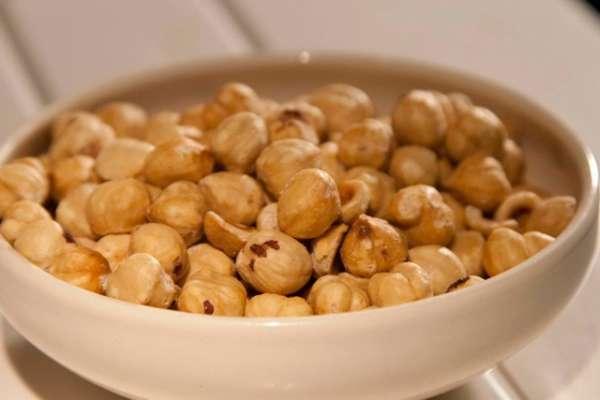 σούπερ ξηροί καρποί: φουντούκια