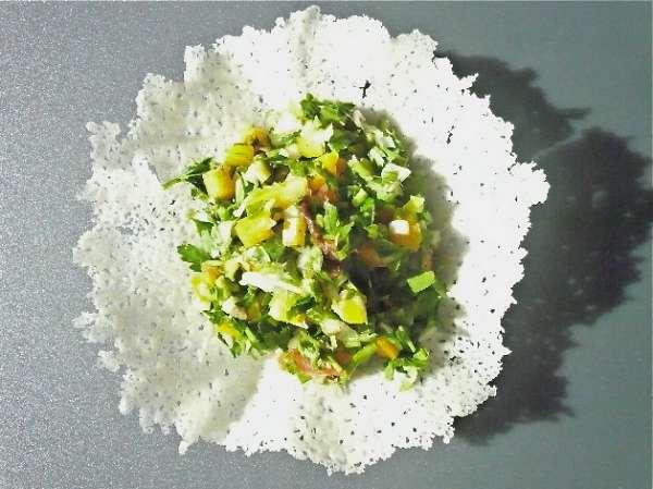 μαϊντανοσαλάτα - συνταγές για κούλουμα