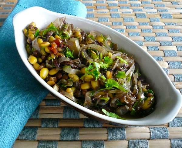 πικάντικα όσπρια και μπαχαρικά - συνταγές για κούλουμα