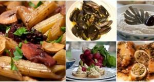 συνταγές για καθαρά δευτέρα