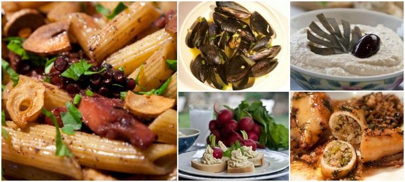 συνταγές για κούλουμα #1: Καθαρά Δευτέρα αλά Pandespani