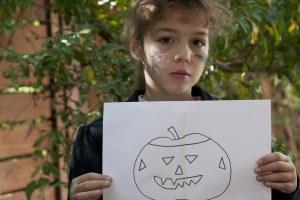 pos na kopsete mia kolokytha gia halloween
