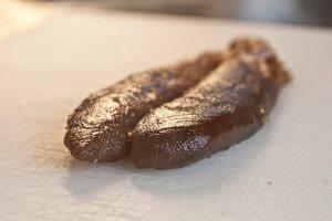 αβγά καπνιστής ρέγγας με την μεμβράνη - συνταγή ρεγγοσαλάτα