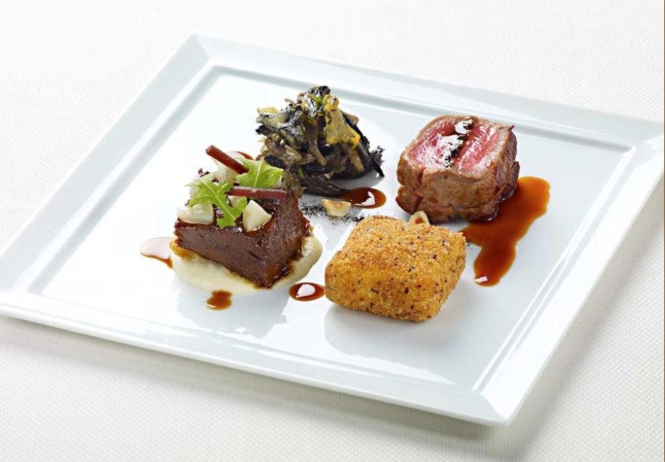 the world's 50 best restaurant awards  - No 11 Daniel, N.Y.