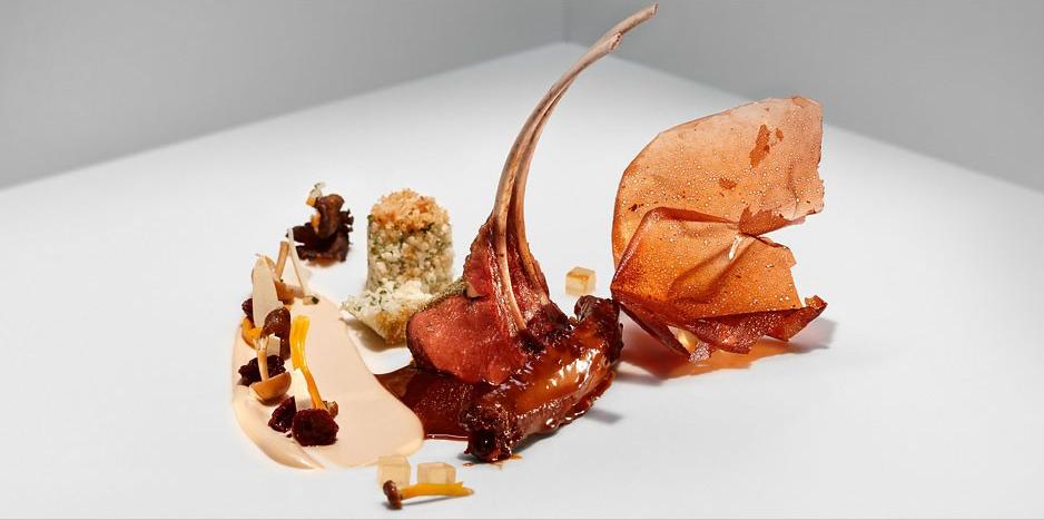 the world's 50 best restaurant awards  - No 21 Vendôme, Germany