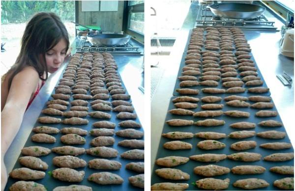 Ατέλιωτα σουτζουκάκια με κύμινο στην κουζίνα μας