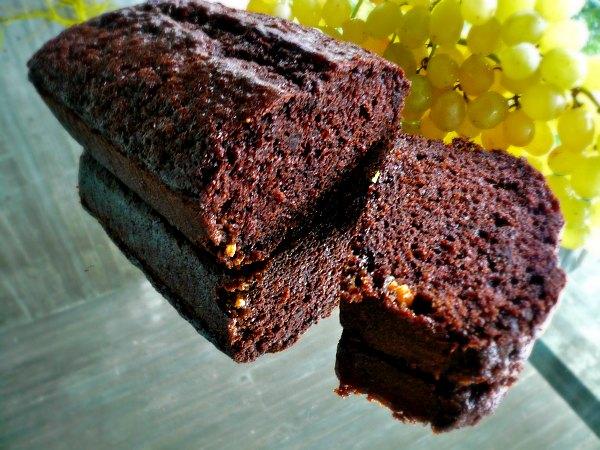 μάφιν με σοκολάτα - κέικ σοκολάτας