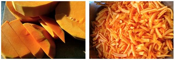 κίτρινη κολοκύθα - Σαμιώτικη πίτα με κολοκύθα - κολοκυθόπιτα