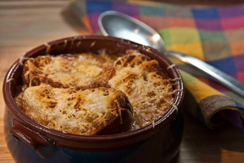 French onion soup: unbeatable winter comfort food