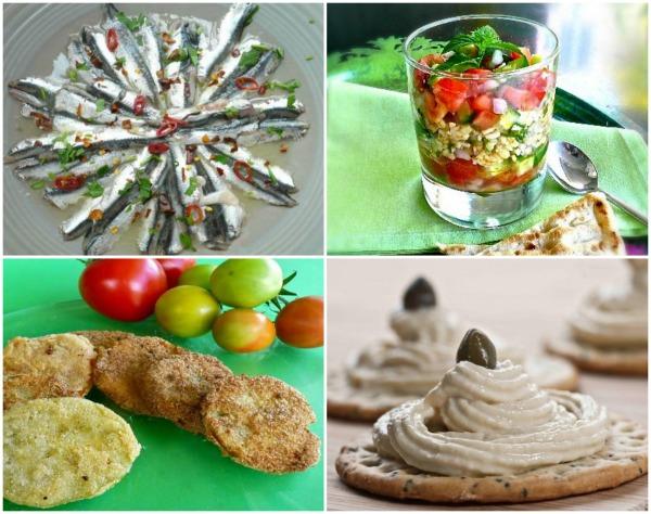 συνταγές για την Καθαρά Δευτέρα: κούλουμα #2
