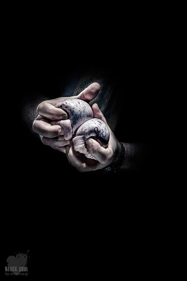 "Black Soul Project - Greekadman and the ""cojones de toros"""