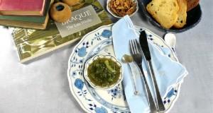 συνταγή για μαρμελάδα πράσινης ντομάτας
