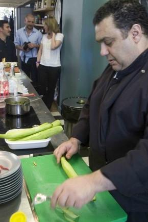 Christoforos Peskias, ΠBOX Cookery