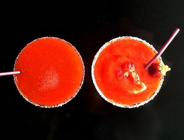 daiquiri φράουλα
