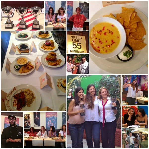 TGI Friday's diagwnismos gia food bloggers