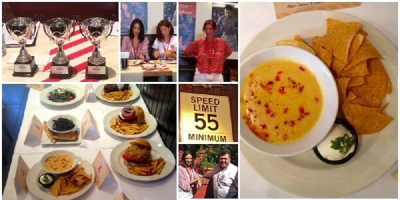 οι food bloggers μαγειρεύουν για τα TGI Friday's
