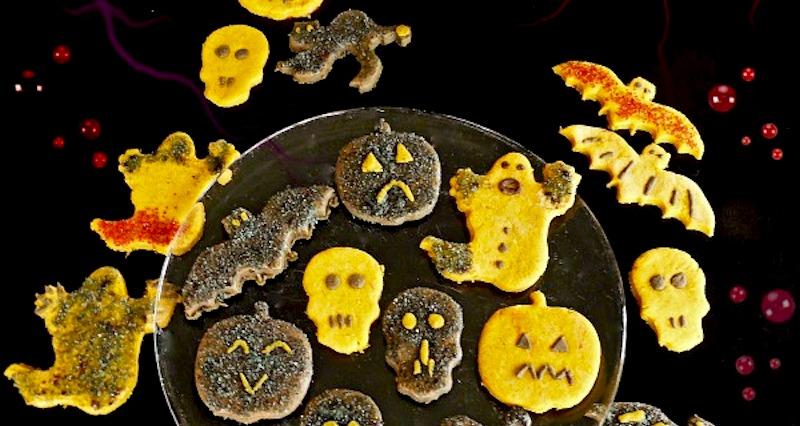 μπισκότα με μέλι