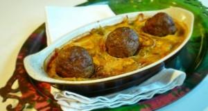 κεφτέδες σουρβάν: η κουζίνα της Θράκης alla pandespani