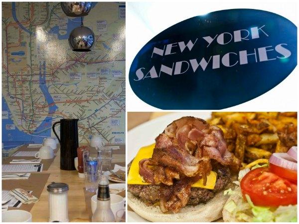 New York Sandwiches, Pyrgos Athinon