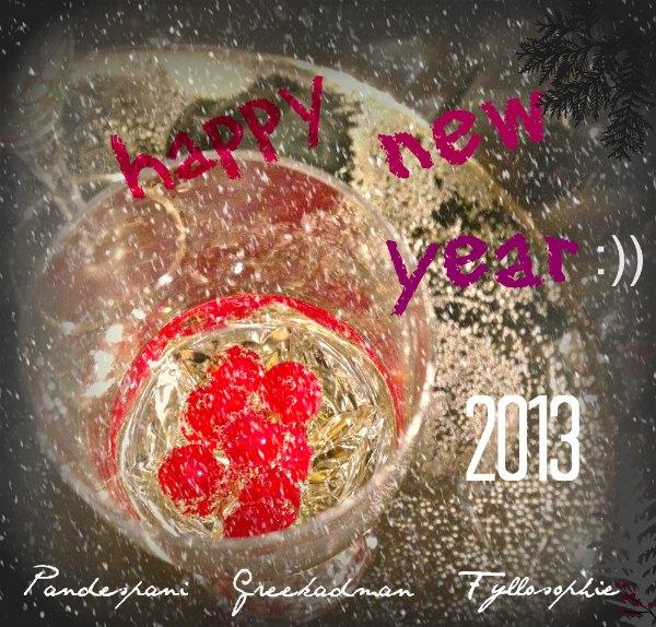 καλή χρονιά - happy new  year 2013
