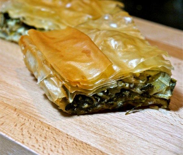 ελληνική αγροτική χορτόπιτα
