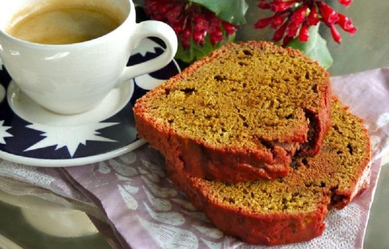 κέικ με παντζάρι: pink is the new black